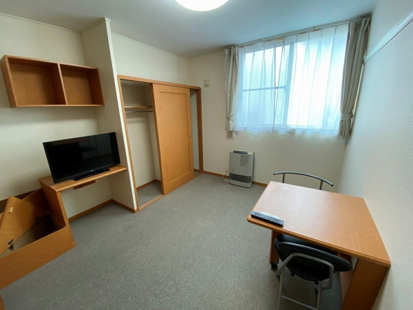 北海道釧路市のウィークリーマンション・マンスリーマンション「レオパレスクレイン 205(No.387424)」メイン画像