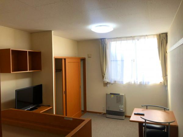 北海道千歳市のウィークリーマンション・マンスリーマンション「レオパレスabri 202(No.387682)」メイン画像