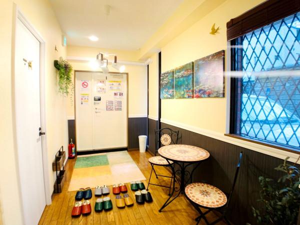 日本全国のウィークリーマンション・マンスリーマンション「[六本木ヒルズ至近]マンスリー8A:2DK、60平米(1階) 101号室・マンスリー8A(No.390103)」メイン画像