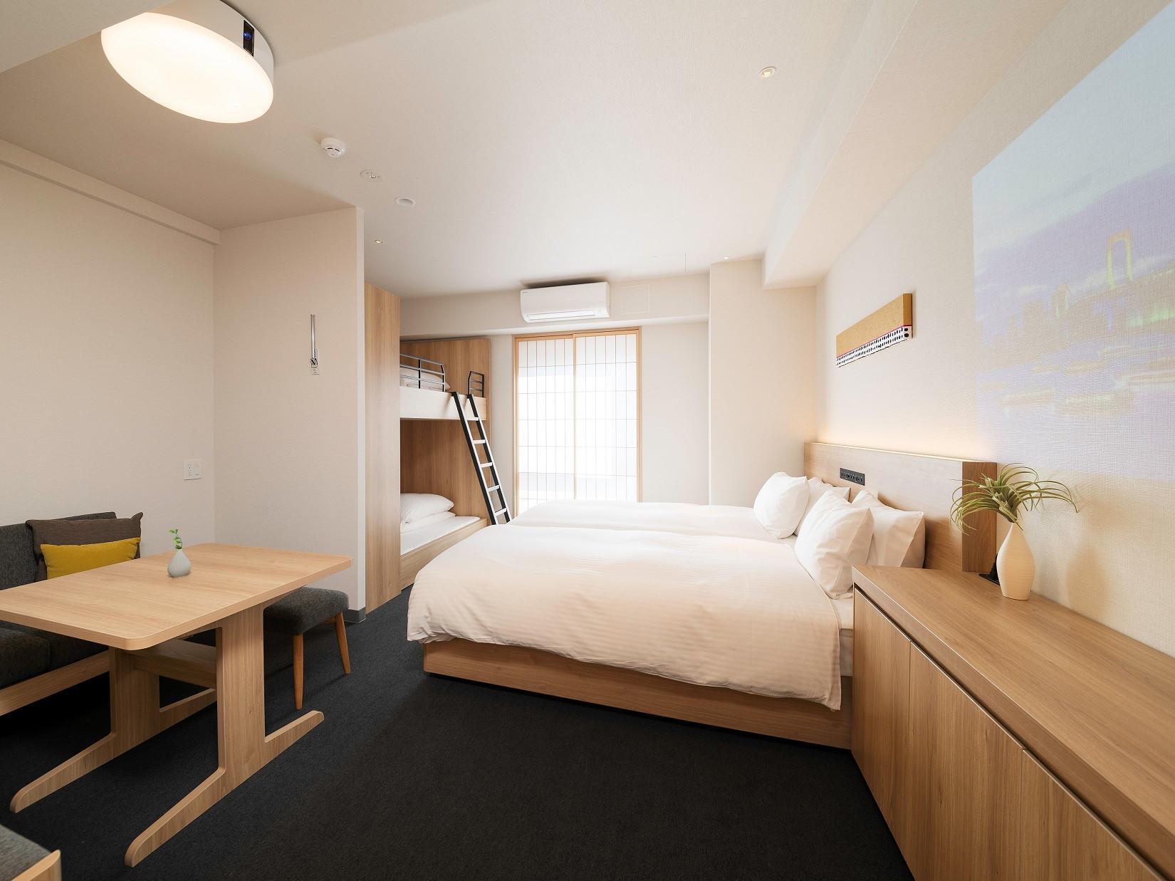 アパートメントホテル MIMARU東京八丁堀