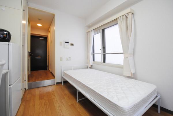 北海道札幌市北区のマンスリーマンション・ウィークリーマンション「スーパーマンスリーN12」メイン画像