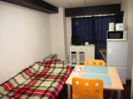 北海道札幌市白石区のウィークリーマンション・マンスリーマンション「イースタンコート☆ お部屋の清掃・除菌には次亜塩素酸水とアルコールを使用しています。 」メイン画像