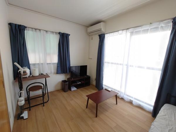 名古屋市のウィークリーマンション・マンスリーマンション「HIKURASHI本山 1A・A(No.393269)」メイン画像