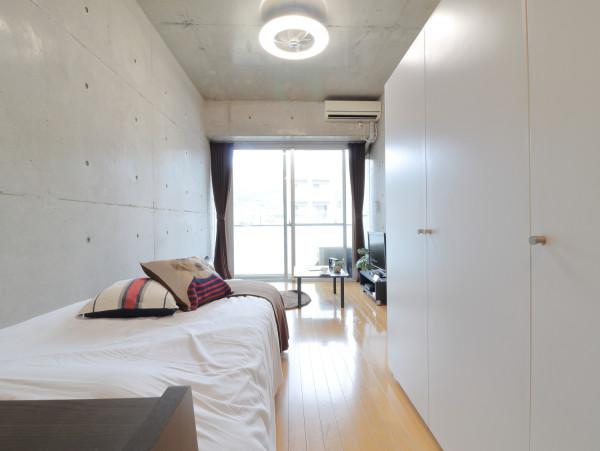 広島県のウィークリーマンション・マンスリーマンション「Kマンスリー呉市役所南」メイン画像