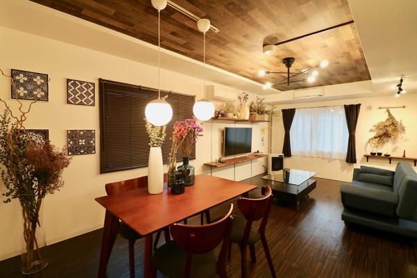 札幌市の家具家電付きマンスリーマンション「ル・ソレイユ 2LDK(No.398051)」メイン画像