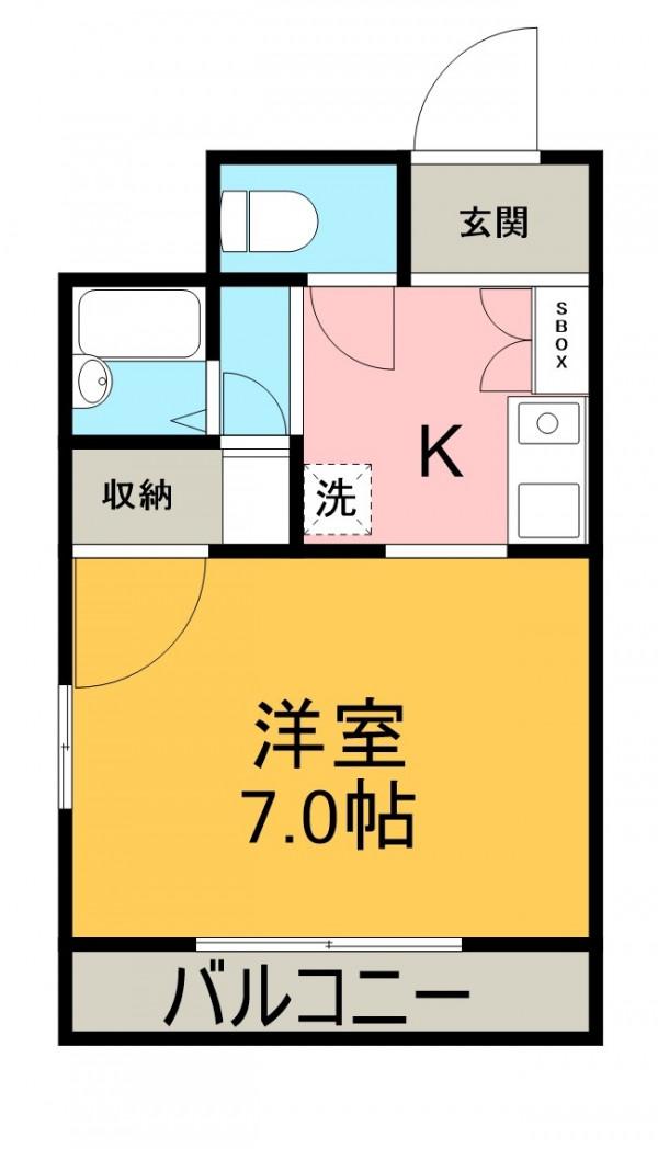 愛知県の株式会社ワンダーライフのウィークリーマンション・マンスリーマンション「HIKURASHI中村公園前 Atype(No.401327)」メイン画像