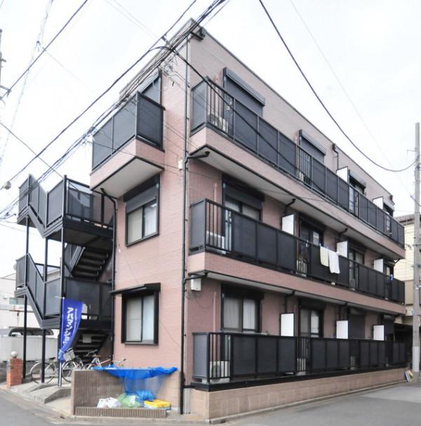 東京都江戸川区のウィークリーマンション・マンスリーマンション「West Wood (No.401421)」メイン画像