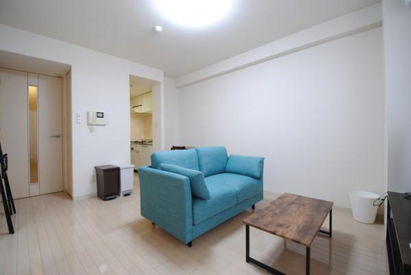 北海道のウィークリーマンション・マンスリーマンション「ノースステイ大通東 207・1LDK(No.401458)」メイン画像