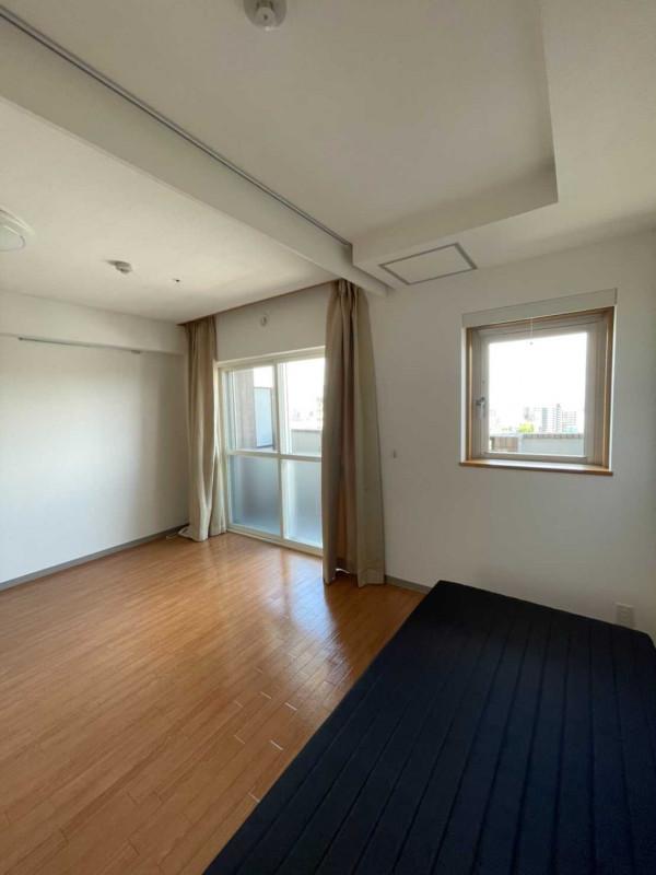 静かな雰囲気のお部屋ですが札幌主要エリアにあるので利便性も良いといういいとこどりのお部屋です!