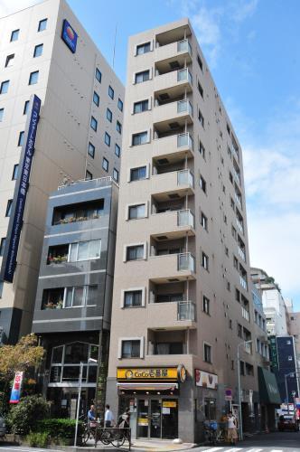 東京都中央区のウィークリーマンション・マンスリーマンション「CASA FELICE (No.401703)」メイン画像