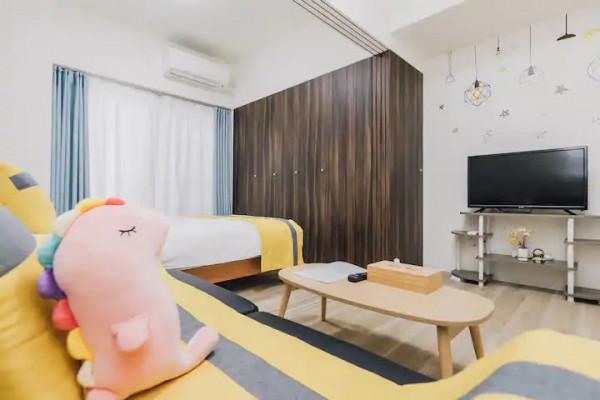 昭和町駅(大阪市御堂筋線)のウィークリーマンション・マンスリーマンション「昭和町30室 802(No.404000)」メイン画像