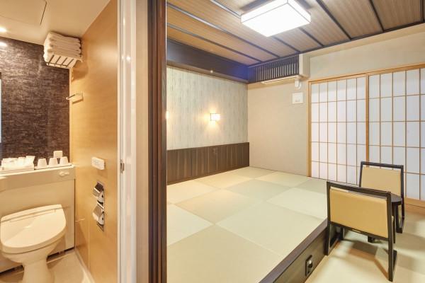 日本らしいお部屋です♪
