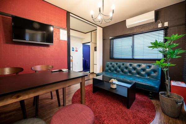 大阪府のウィークリーマンション・マンスリーマンション「Fun House 401(No.407002)」メイン画像