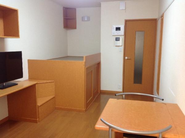 愛知県江南市のウィークリーマンション・マンスリーマンション「レオパレスSUN 202(No.408080)」メイン画像