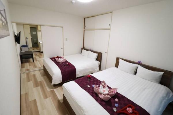 大阪のウィークリーマンション・マンスリーマンション「コート幸町 501・1LDK(No.413438)」メイン画像