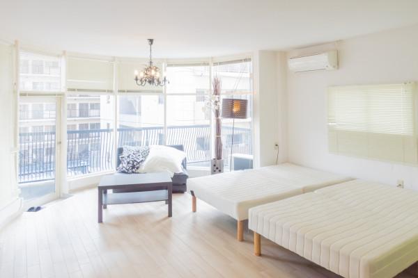 大阪の家具家電付きウィークリーマンション「中川マンション 401(No.415523)」メイン画像
