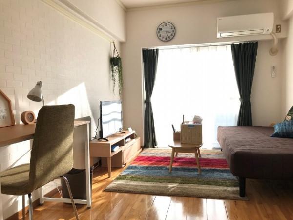 日本全国のウィークリーマンション・マンスリーマンション「エールマンスリー横川 六番館 413・1DK(No.417615)」メイン画像