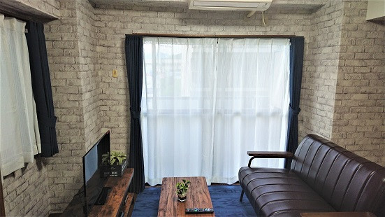 日本全国のウィークリーマンション・マンスリーマンション「エールマンスリー東白島 壱番館 504・2DK(No.418052)」メイン画像