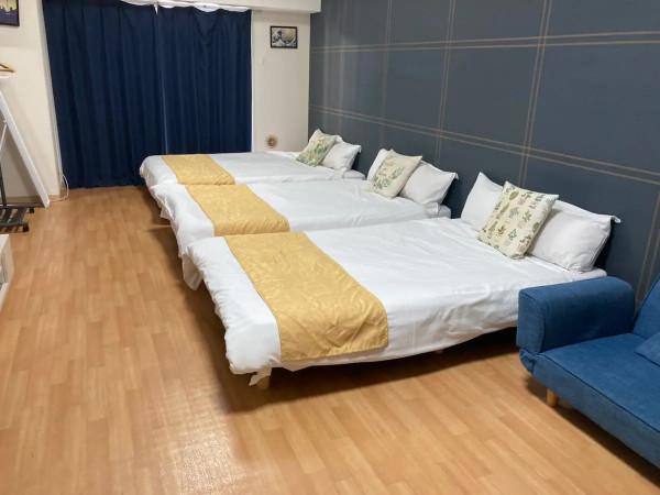大阪のウィークリーマンション・マンスリーマンション「アルカディアEF 603(No.419666)」メイン画像