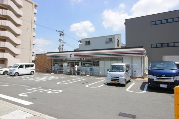 セブンイレブン大阪旭2丁目店