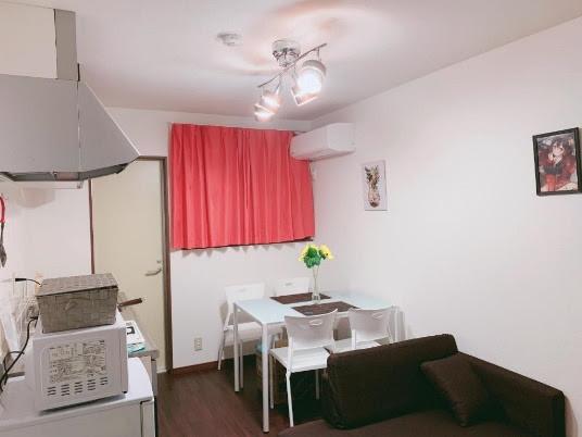 大阪のウィークリーマンション・マンスリーマンション「瀧屋 1(No.420582)」メイン画像