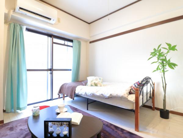 広島のウィークリーマンション・マンスリーマンション「Kマンスリー中町 1K-301」メイン画像