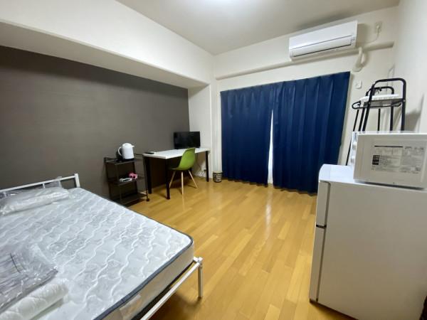神戸市のウィークリーマンション・マンスリーマンション「Sステイ大倉山駅前 (No.421454)」メイン画像