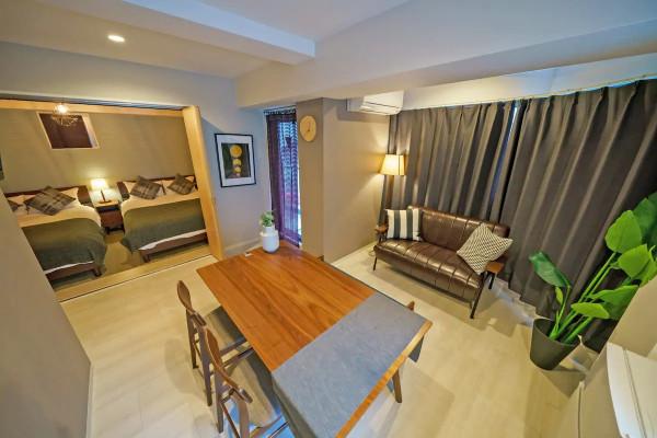 大阪のウィークリーマンション・マンスリーマンション「Gracia Hotel 1001(No.421944)」メイン画像