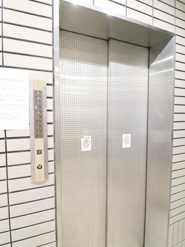 エレベーターがございますので大き目の荷物を持っていても楽々お部屋まで行けちゃいます♪