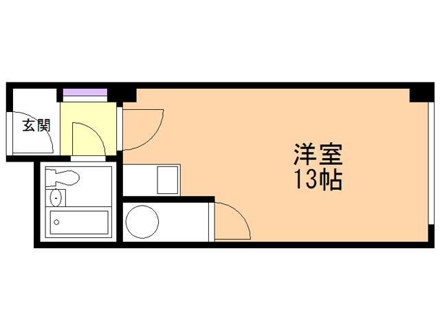 新規OPEN♪大通駅徒歩圏の【サービスアパ―トメントSAPPORO大通】1室のみ募集です