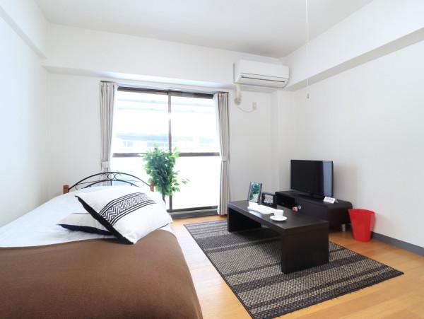 広島のウィークリーマンション・マンスリーマンション「Kマンスリー三川町 1R-C503」メイン画像