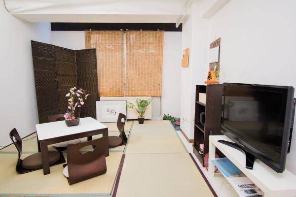 大阪の家具家電付きウィークリーマンション「インペリアル船場 (No.424161)」メイン画像