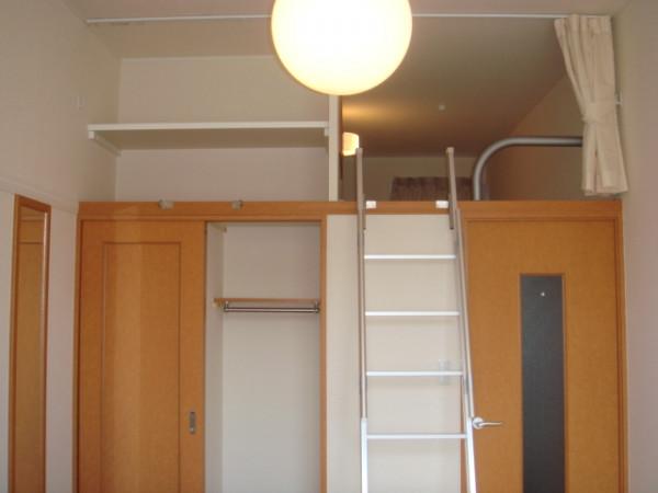 愛知県名古屋市東区のウィークリーマンション・マンスリーマンション「レオパレスMIZUNO 204(No.424321)」メイン画像