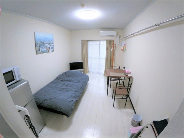 浜松市のウィークリーマンション・マンスリーマンション「マンスリー浜松ステーション 106(No.426604)」メイン画像