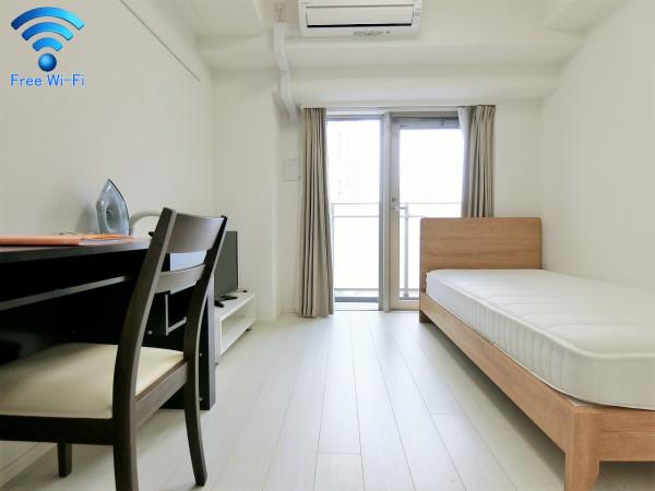 東京都のウィークリーマンション・マンスリーマンション「エール立川 907(No.426993)」メイン画像