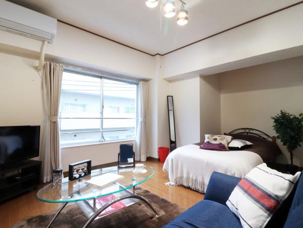 広島県の家具付き賃貸「幟ハイツ」メイン画像