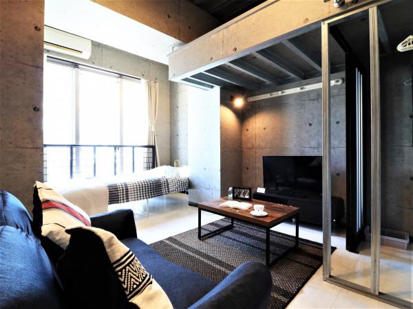 広島県広島市中区の家具付き賃貸「グランドポレストーネ富士見」メイン画像