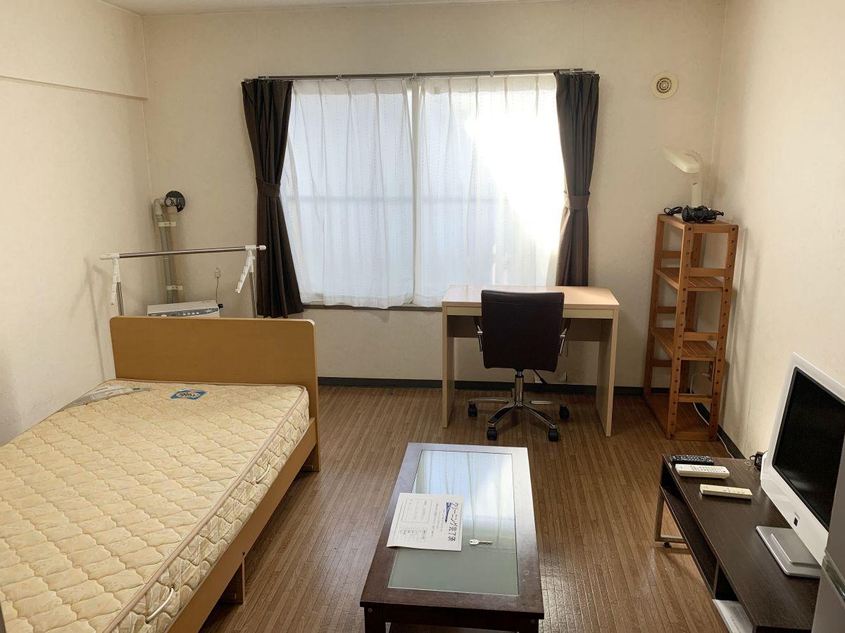 北海道札幌市北区のマンスリーマンション・ウィークリーマンション「スーパーマンスリー北大前Ⅳ」メイン画像