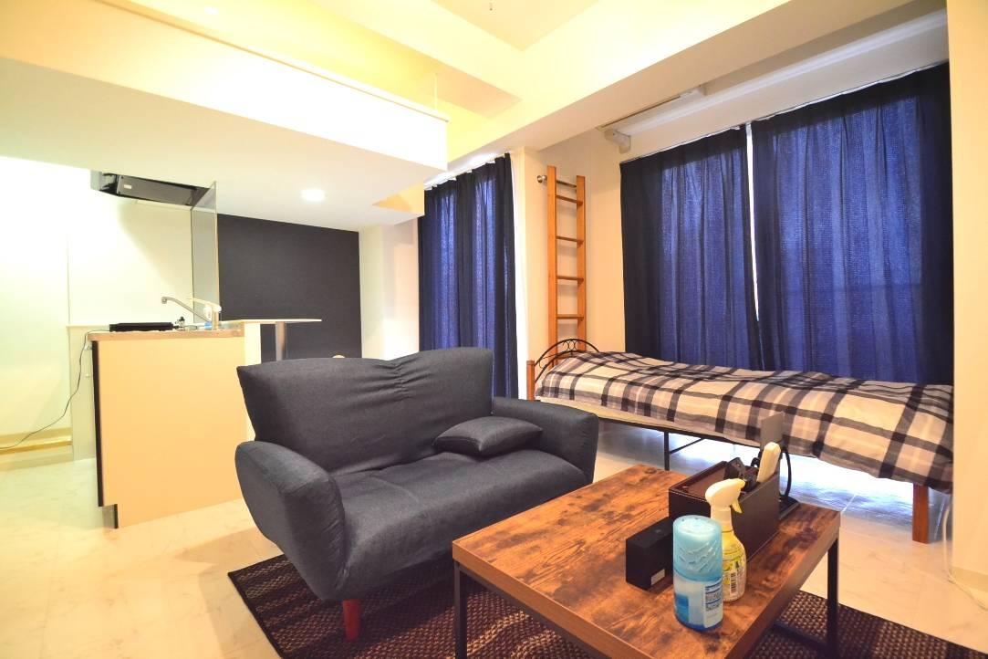 広島県の家具付き賃貸「グランドポレストーネ富士見」メイン画像
