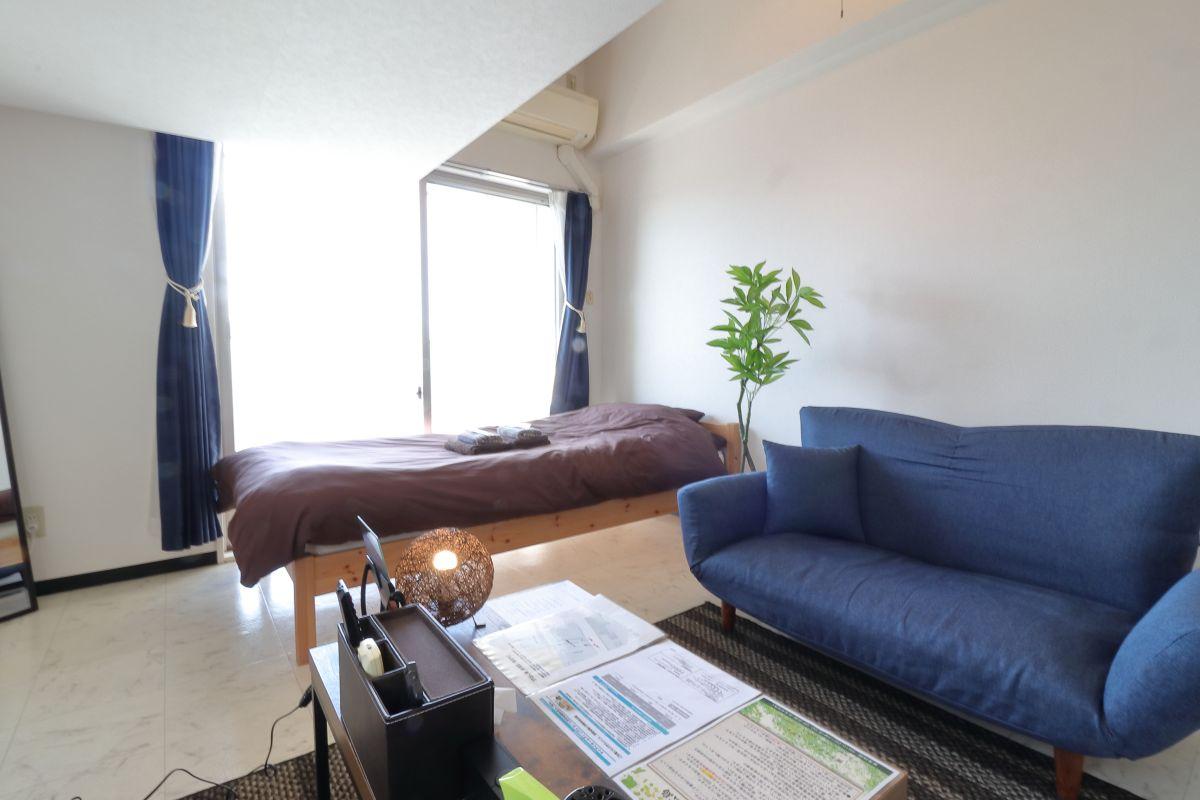 広島県広島市中区のウィークリーマンション・マンスリーマンション「Kマンスリー鶴見町」メイン画像