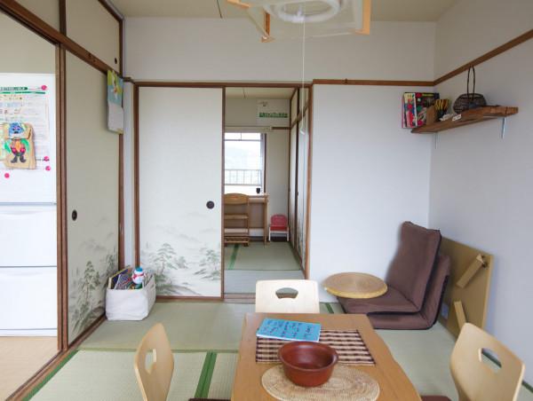 広島県のウィークリーマンション・マンスリーマンション「Kマンスリー山根町」メイン画像