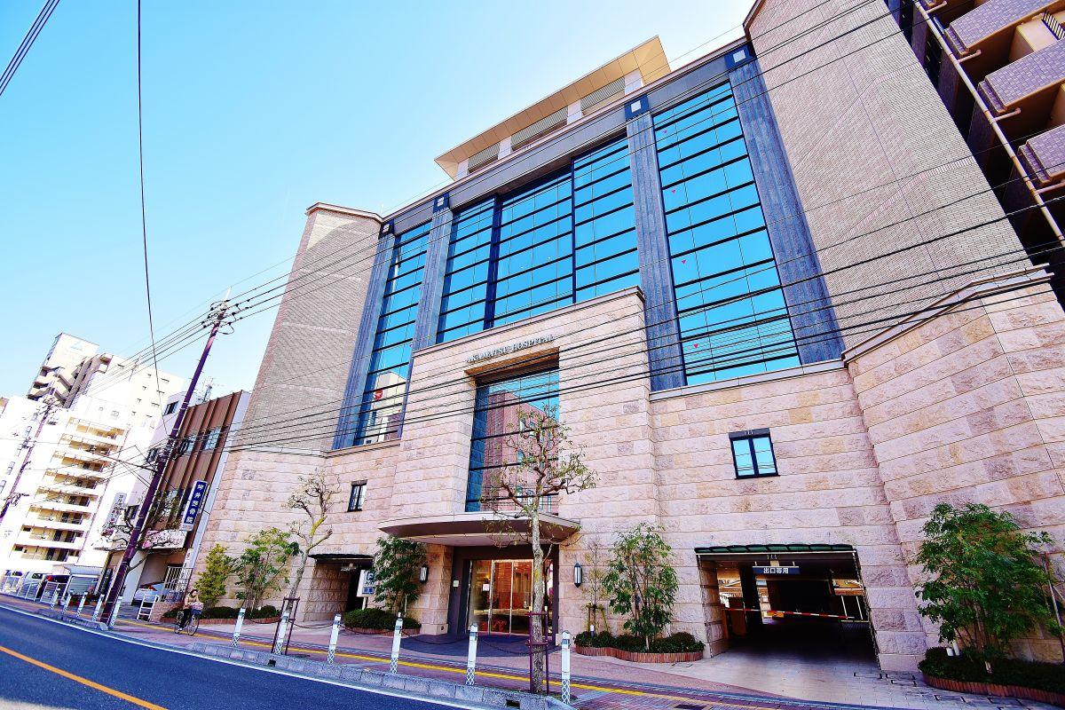 赤松病院まで徒歩2分、180m。倉敷美観地区も近いので、倉敷観光にもおススメの物件。