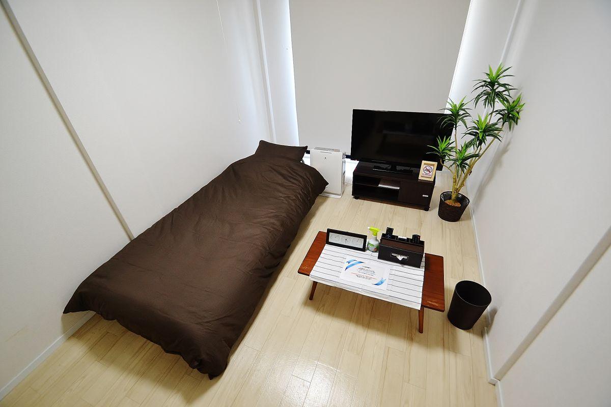 岡山・倉敷の家具付き賃貸「ビレッジK」メイン画像