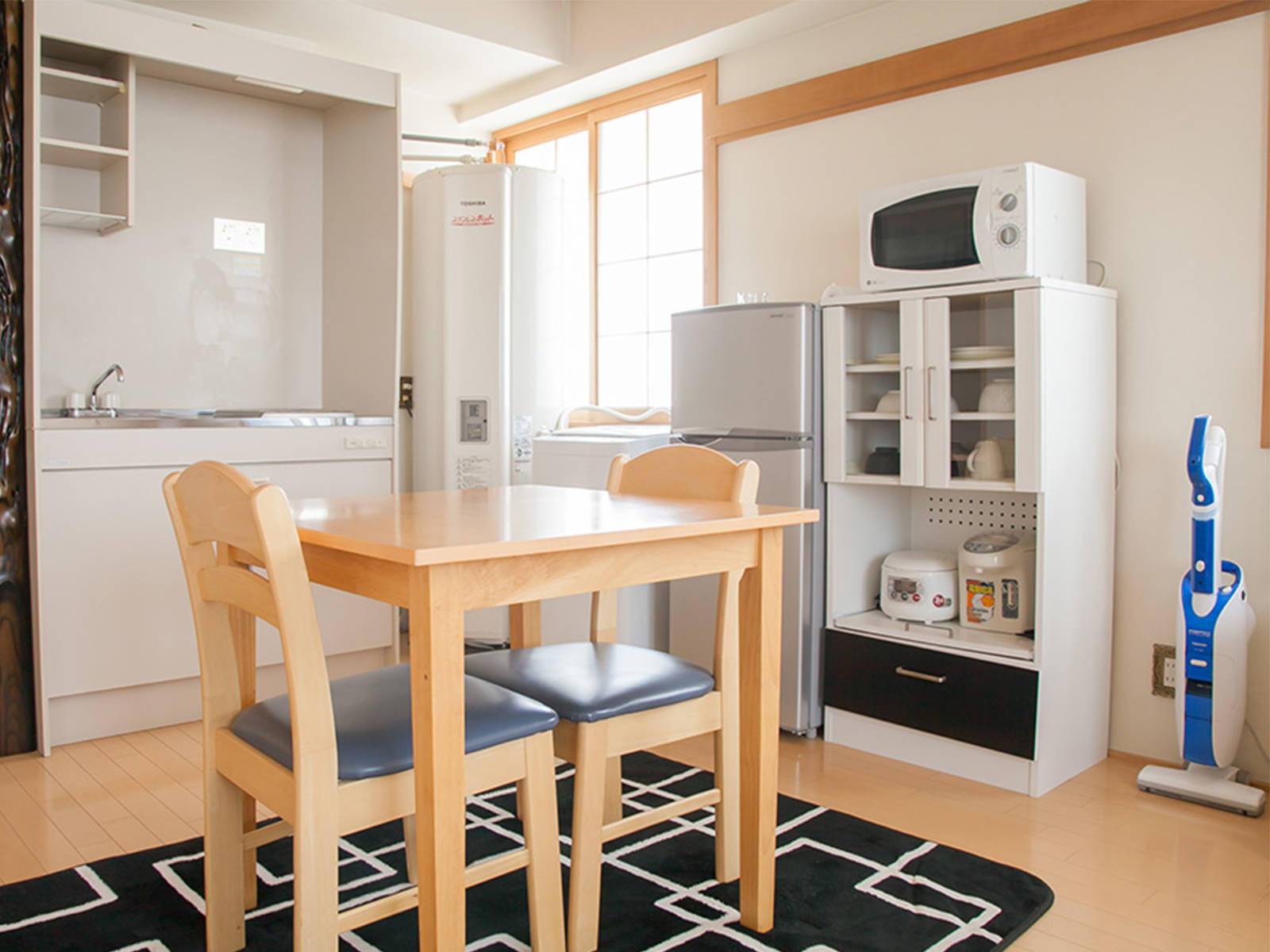 北海道のウィークリーマンション・マンスリーマンション「ドットコムビル 1R」メイン画像