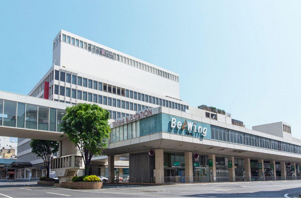 天満屋岡山店まで徒歩12分、900m。