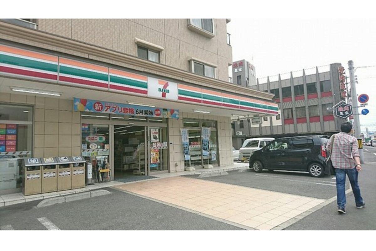 セブンイレブン岡山岡町店まで徒歩14分、1.0km。
