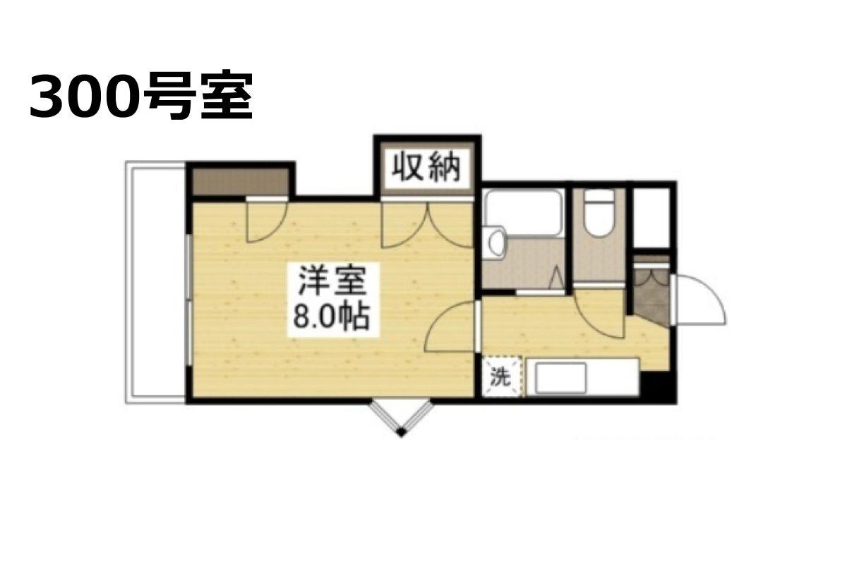 「ロジェ芳泉」間取図画像