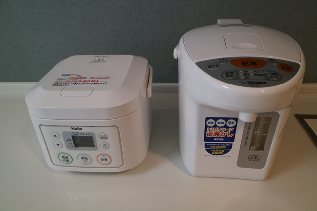 炊飯器&ポット