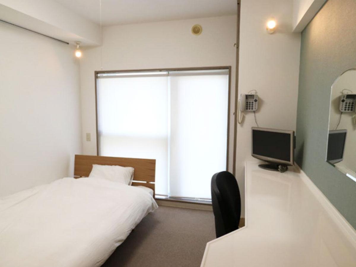 札幌のマンスリーマンション「サンシャイン・シティー -・A」メイン画像