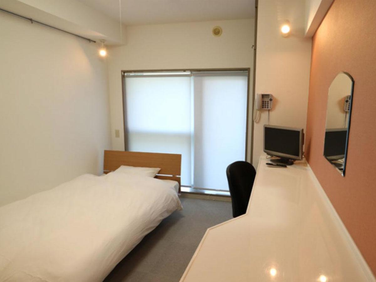北海道のウィークリーマンション・マンスリーマンション「サンシャイン・シティー -・B」メイン画像